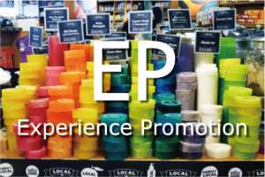 EP - Experience Promotion